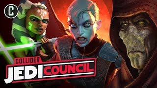 A Star Wars Saga Film Without the Skywalkers? - Jedi Council