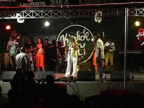 Alain Masatomo Mulopwe Promotion and Production Ltd Presents Manda Chante Live Concert in Kinkole