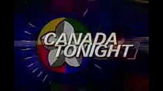 BCTV - Canada Tonight - Opening 2001
