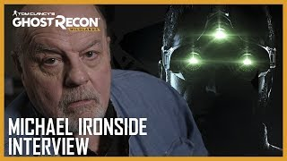 Ghost Recon Wildlands: Michael Ironside Talks Splinter Cell Crossover | UbiBlog | Ubisoft [NA]