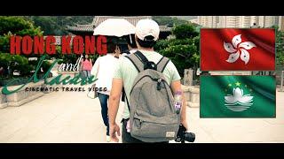 Hong Kong and Macau Travel Vlog