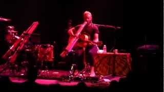 Xavier Rudd - Fortune Teller & 3 Roads - Live @ The Fox Theatre, 11/2012 [HD, great audio!]