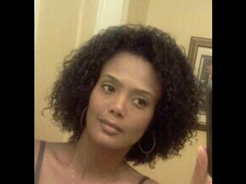 The Curly Girl Show Down Natural VS Leisure Curls
