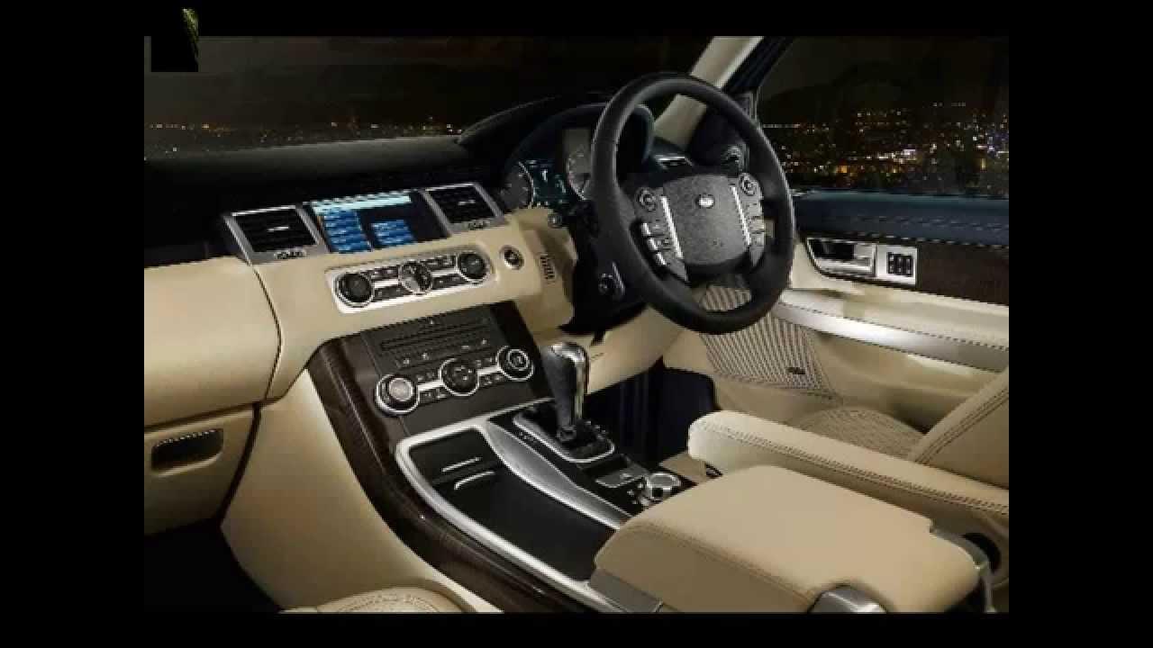 Look 2016 Range Rover Sport HST HD - YouTube