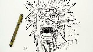 drawing jugo