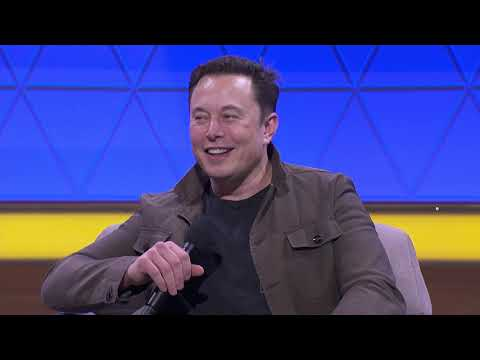Elon Musk in conversation with Todd Howard | E3 Coliseum 2019 Panel