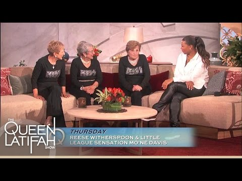 The Golden Sisters Take On Vegas, Baby! | The Queen Latifah Show