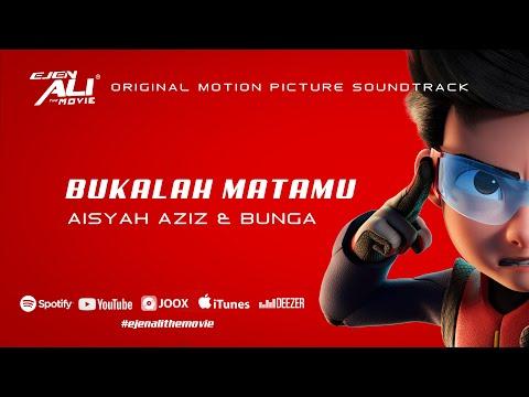 bukalah-matamu---aisyah-aziz,-bunga-lyrics-video-(ejen-ali-the-movie-ost)
