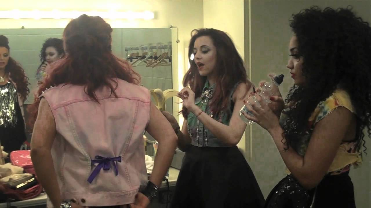Little Mix Behind The Scenes
