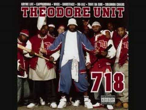 Theodore Unit - Guerilla Hood