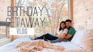 Birthday Getaway | Dallas Tiny Cabin