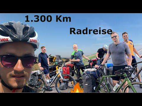 Nächtliche Überraschungen auf dem Weg nach Budapest 🚲⛺️ Radreise-Abenteuer de lux (Teil 1)