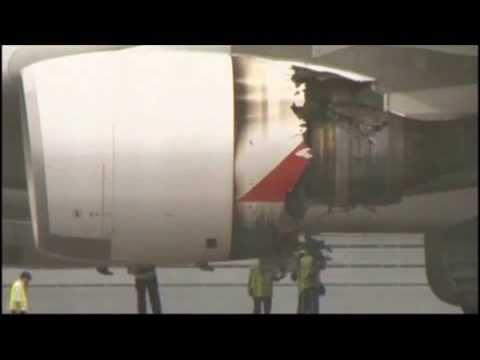 Terror on Flight Qf32 Qantas Flight Qf32 Airbus