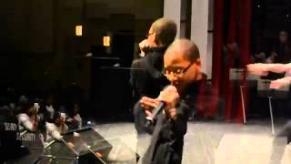 Lil Kaotik: Jacob Latimore Concert 2/25/12
