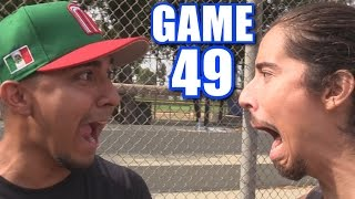 NEVER LISTEN TO ME! | On-Season Softball Series | Game 49