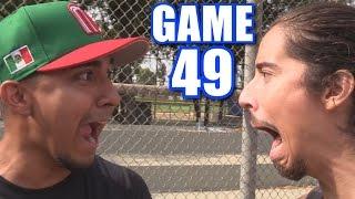 Never Listen To Me!  On-season Softball Series  Game 49