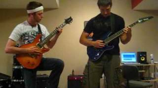 Killswitch Engage - Starting Over (dual guitar cover - done our way)