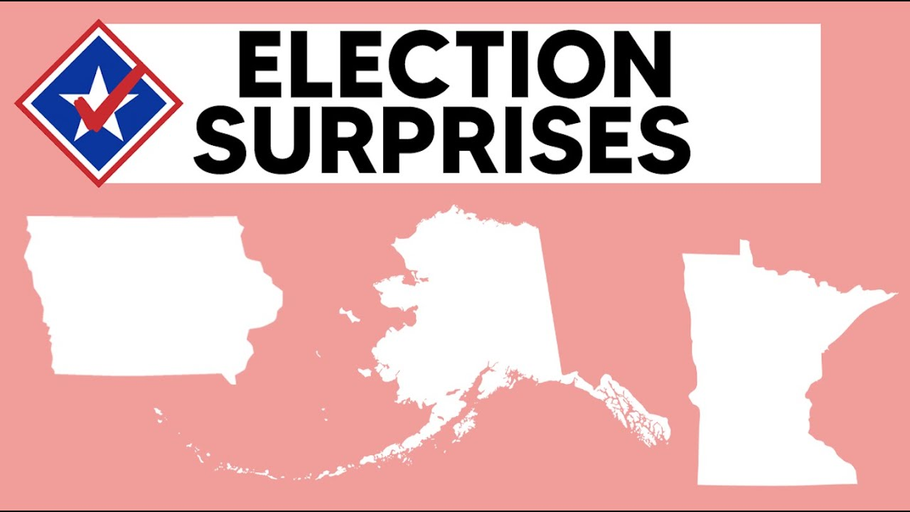 These Were the Surprises of the 2020 Election | Part 1