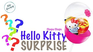 Chupa Chups Hello Kitty Surprise (Opening)