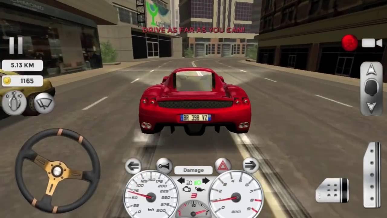 Real Driving Games >> Real Driving 3d Ferrari Enzo