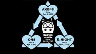 20120227 ON8 柱NIGHT! with AKB48(倉持明日香、多田愛佳、菊地あやか)