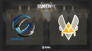 R6S- iGamerz vs. Team Vitality - ESL Rainbow Six Pro League Xbox One - Season 2