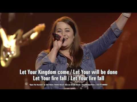 Open The Heavens - Gateway Worship