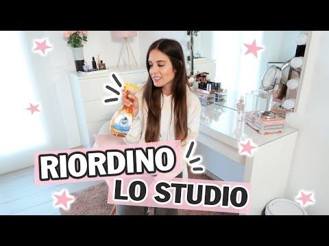 RIORDINO IL CAOS CHE HO NELLO STUDIO!