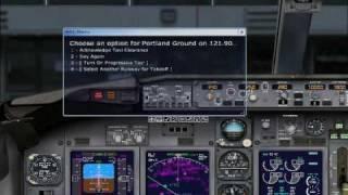 SuperATC FSX Portland 738