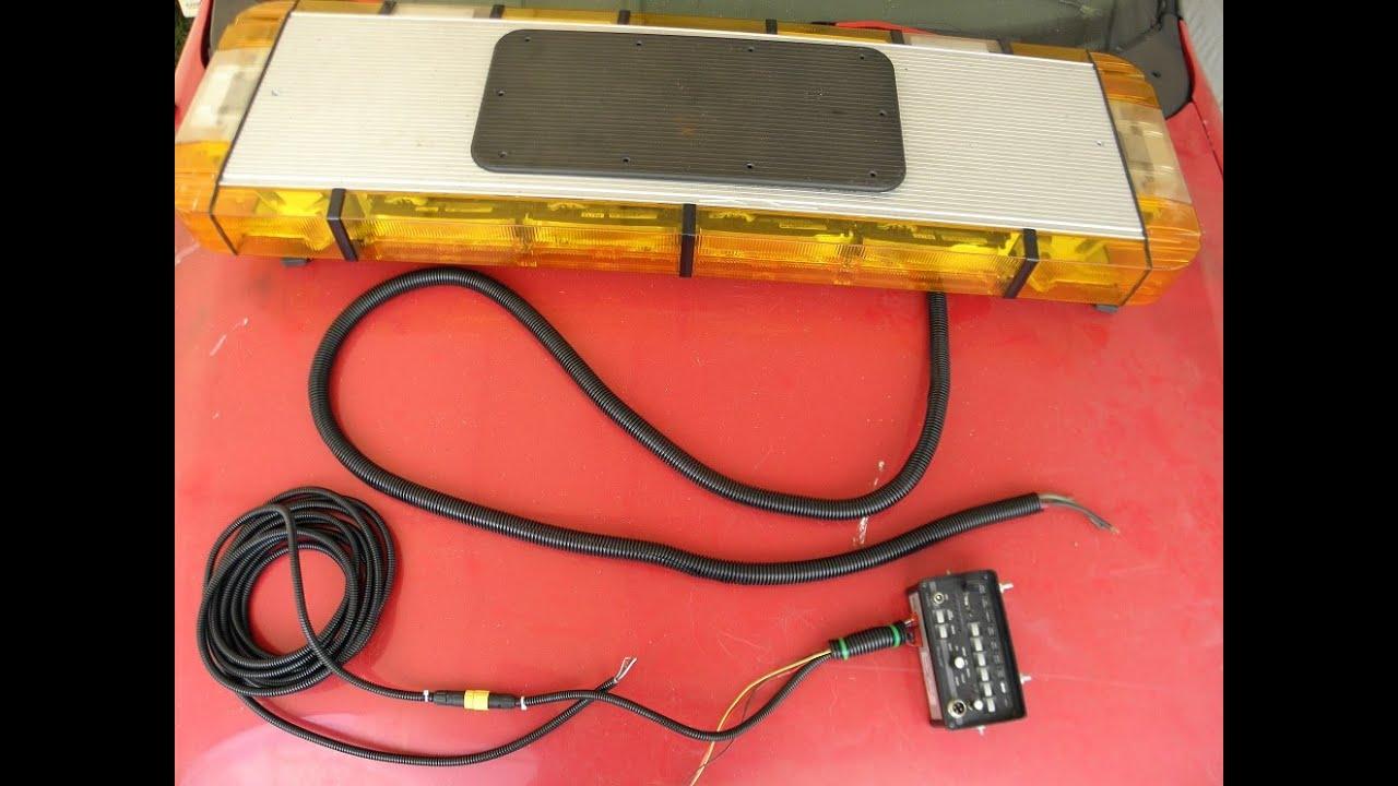 Whelen Bl10000 Light Bar  U0026 Mpc