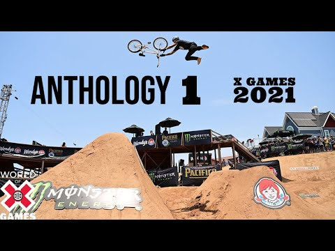 X GAMES 2021 ANTHOLOGY: Part 1 | World of X Games