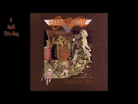 Aerosmith Toys In The Attic 1975 Full Album Youtube