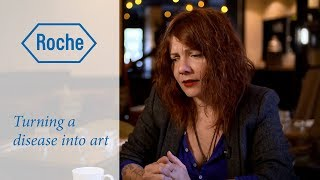 Living with multiple sclerosis: turning a disease into art