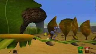A Bug's Life sur Nintendo 64