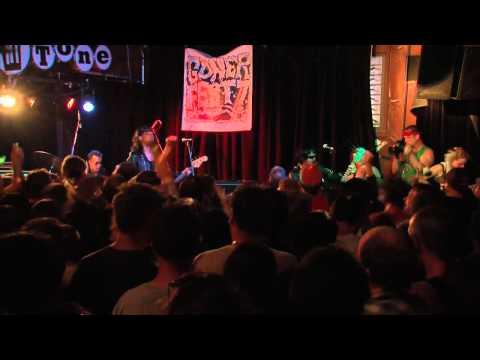 GonerFest featuring Guitar Wolf, Live From Memphis
