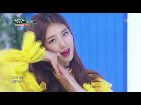 뮤직뱅크 Music Bank - HOLIDAY - 수지 (HOLIDAY - SUZY).20180202