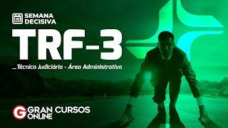 Semana decisiva TRF 3 Técnico Judiciário – Noções de Direito Tributário: Prof Felipe Pelegrini