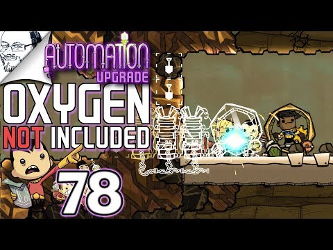 Neustart mit Logik #78 💨 OXYGEN NOT INCLUDED Automation | Ga