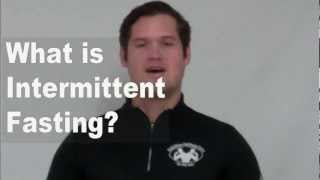 Northampton Personal Trainer  - What is Intermittent Fasting?
