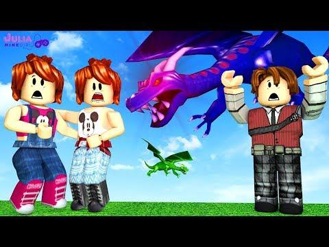 Roblox - SOBREVIVENDO AO ATAQUE DE DRAGÕES (Dragon Rage)