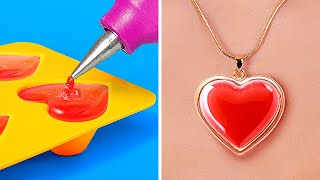 GENIUS CRAFTS AND HACKS WITH EVERYDAY STUFF! || Cool DIY Ideas by 123 Go! Gold