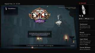 Let's Play Path of Exile!! PS4 Edition - Direct from #PS4Share