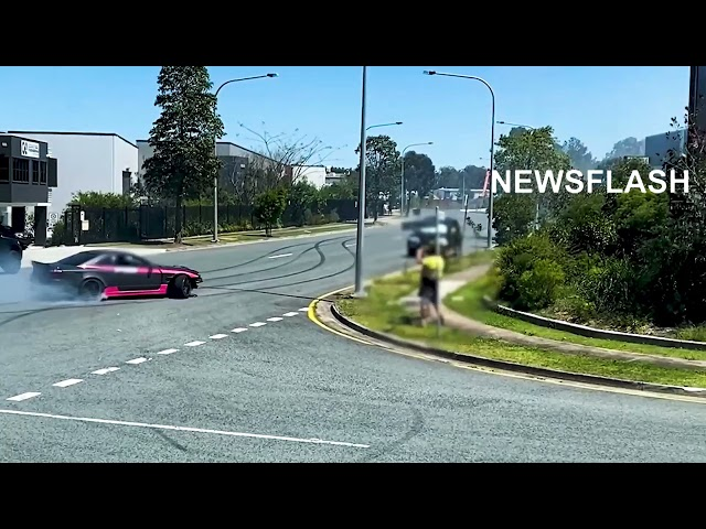 Aussie Cops Seize Boy Racers Car After Being Filmed Drifting In The Street