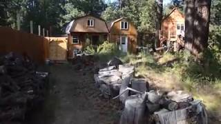 Airbnb Tiny House / Cabin In Bend Oregon To Rent.