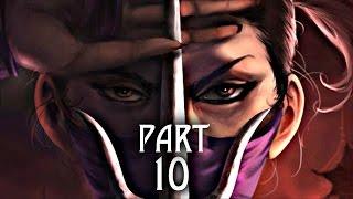 Mortal Kombat X Walkthrough Gameplay Part 10 - D