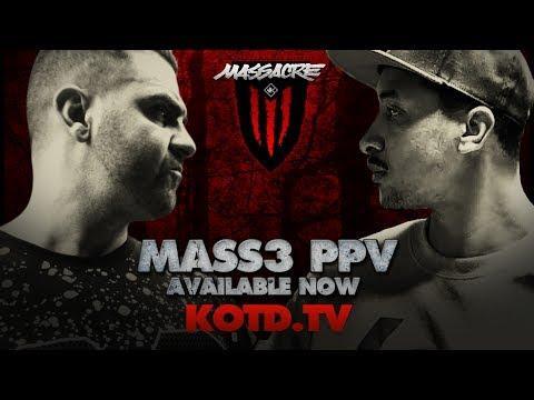 KOTD - #MASS3 VOD Trailer - KOTD.tv