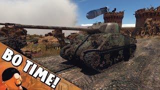 War Thunder - M4A4 (SA50)