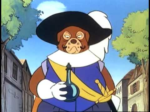 Dogtanian And The Three Muskehounds  1x26 - Dogtanian's Dream Comes True