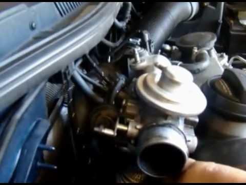 2l Isuzu Engine Diagram 3 2002 Vw Jetta Tdi Egr Valve Youtube