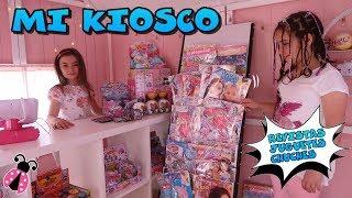 El kiosko de Arantxa - Mi tienda de revistas 🏡Los juguetes de Arantxa thumbnail